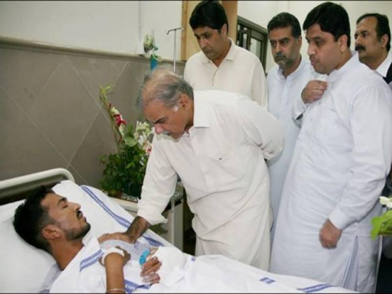 صوبائی سیکرٹری داخلہ اور ایڈیشنل آئی جی کو ان کے عہدے سے ہٹا دیا، اطلاع کے باوجود لاہورمیں دھماکے افسوسناک ہیں۔ وزیراعلی پنجاب شہبازشریف