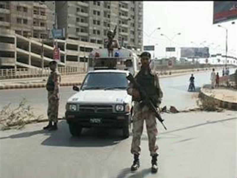 کراچی: خون ریزی کا سلسلہ جاری, شہرکے مختلف علاقوں میں پولیس اہلکار سمیت پانچ افراد کو قتل.