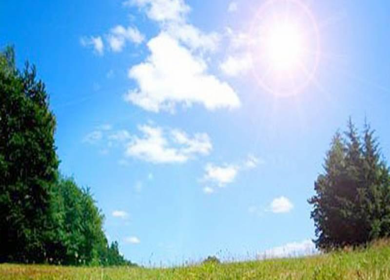 آئندہ چوبیس گھنٹوں کے دوران ملک کے بیشتر علاقوں میں موسم گرم اور خشک رہے گا :محکمہ موسمیات