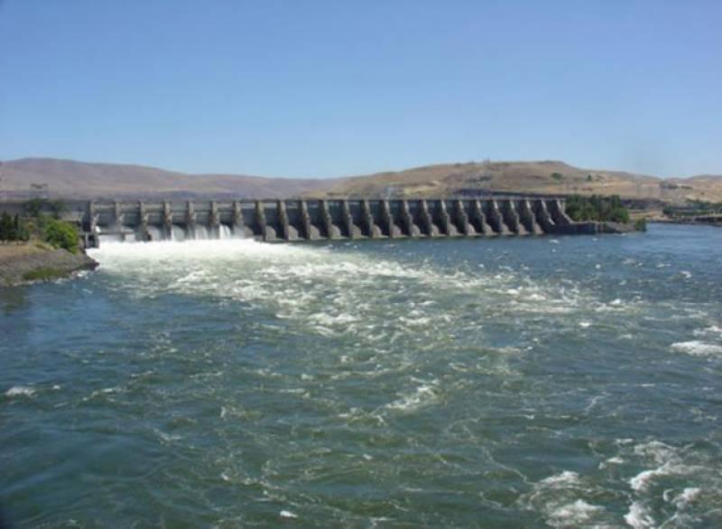 کراچی:حب ڈیم میں پانی کی سطح 293فٹ ہوگئی