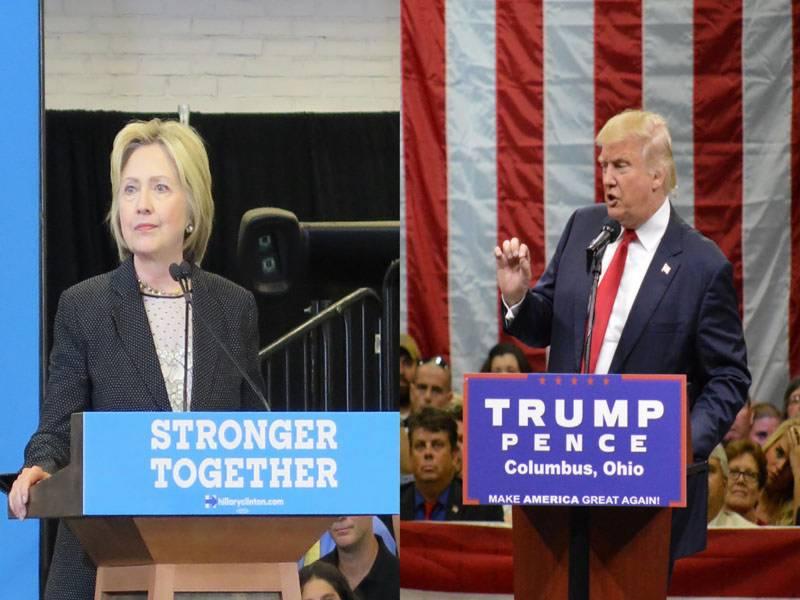 ڈیموکریٹک پارٹی کے مضبوط گڑھ سمجھی جانے والی ریاستوں کو نشانہ بنائیں گے:ٹرمپ