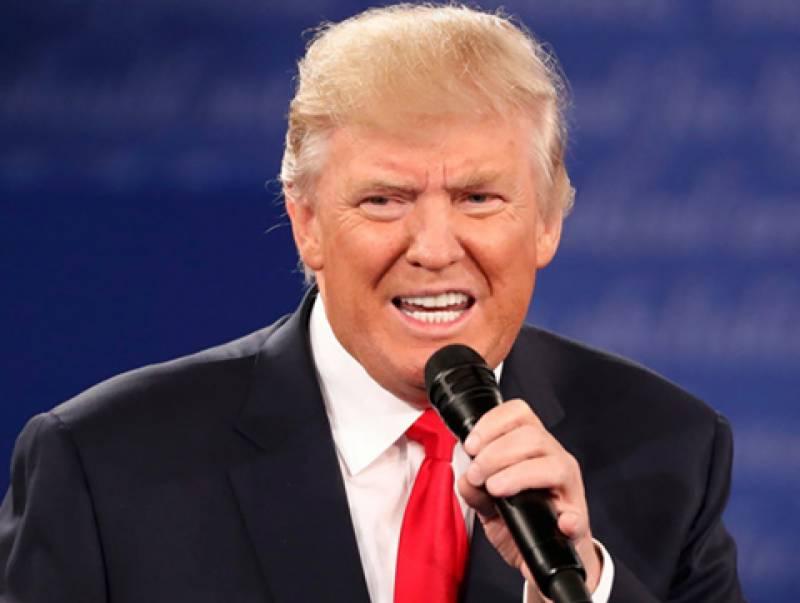 امریکی ری پبلکن امیدوار ڈونلڈ ٹرمپ پرحملے کاخدشہ