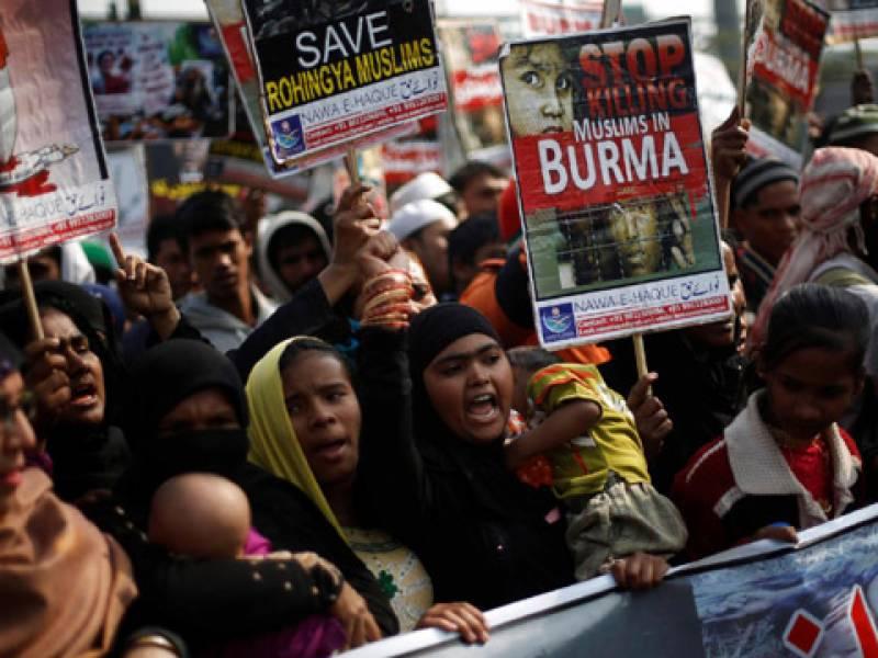 گزشتہ ہفتے 22 ہزار روہنگیا میانمار سے بنگلہ دیش پہنچے : اقوام متحدہ