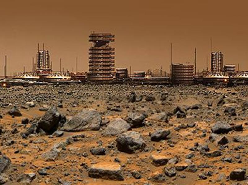 متحدہ عرب امارات نے مریخ پر انسانی شہر آباد کرنے کا اعلان کردیا