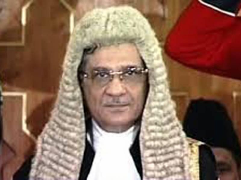 چیف جسٹس پاکستان نے عمران خان کے خط پر بنی گالہ میں غیر قانونی تعمیرات کا نوٹس لے لیا