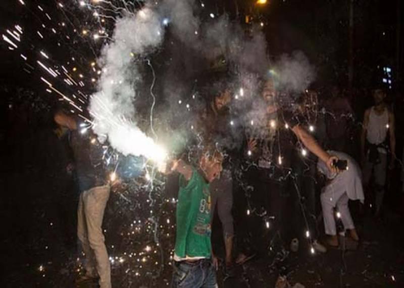 پاکستان کی بھارت کو شکست، مقبوضہ کشمیر میں جشن