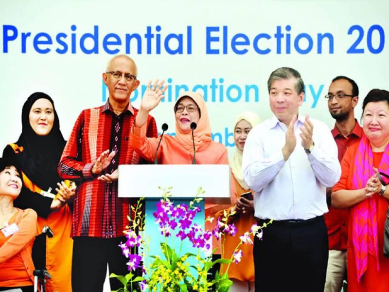 چوکیدار کی بیٹی سنگا پور کی پہلی با حجاب مسلم خاتون صدر منتخب