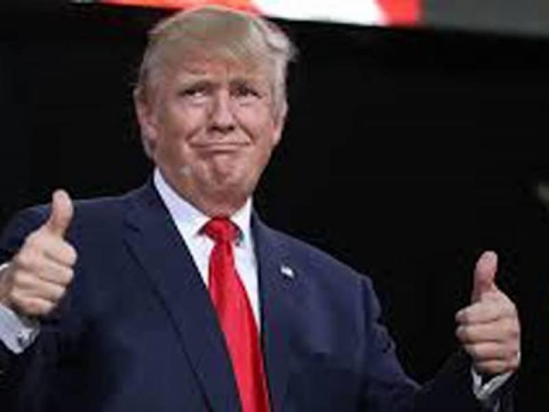 غیر ملکیوں کی بحفاظت بازیابی، امریکی صدر ٹرمپ کی پاکستان کی تعریف
