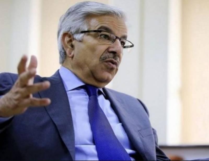 زرداری اور بلاول مہربانی کریں ہمیں خاموش رہنے دیں ،ہم نے جواب دیا تو سیاسی برادری کا نقصان ہوگا:خواجہ آصف