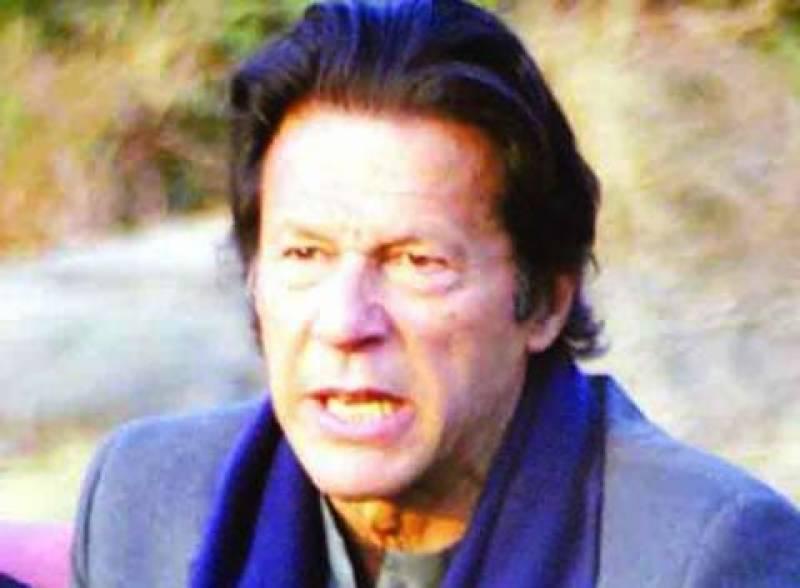 وفاقی حکومت صوبہ کے پی کے ترقیاتی منصوبوں میں رکاوٹ ڈال رہی ہے :عمران خان