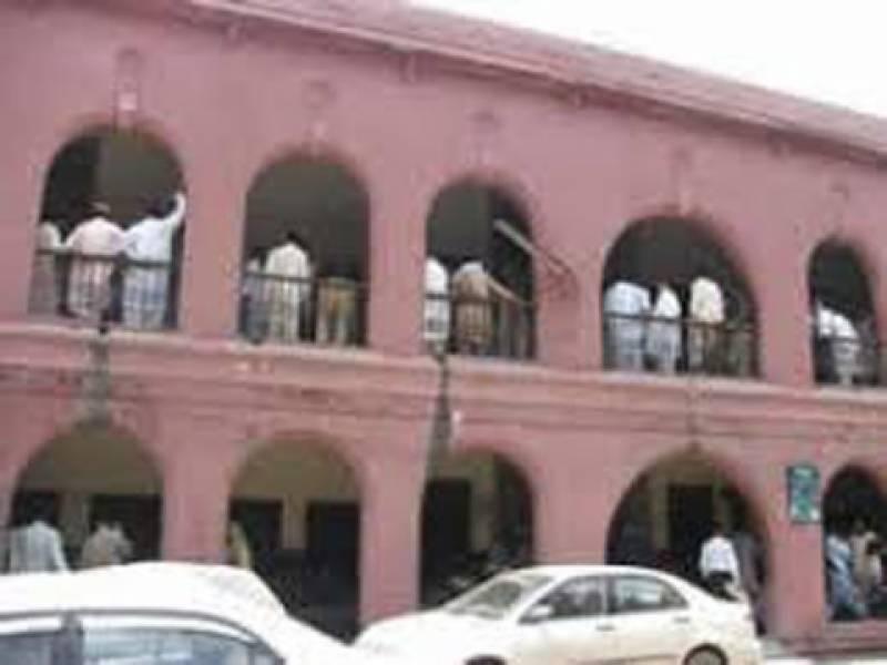 سیشن کورٹ لاہور میں گولیاں چل گئیں