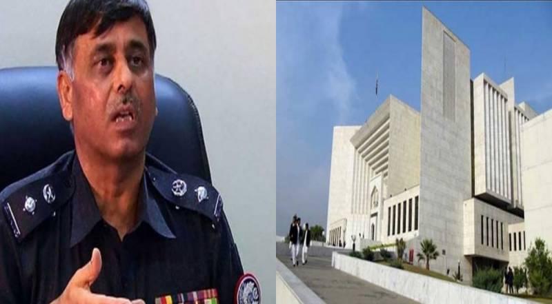 نقیب اللہ قتل کیس:سپریم کورٹ نے پولیس کورا ﺅانوار کی گرفتار ی سے رو ک دیا ،جمعہ کو پیش ہونے کا حکم