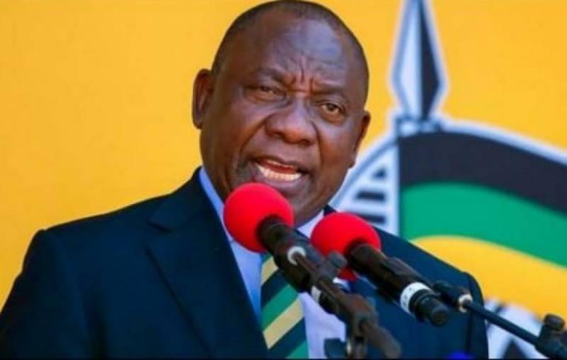 صدر زوما کے مستعفی ہونے کے بعد سرل راما فوسا افریقہ کے نئے صدر منتخب