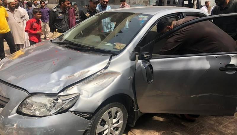مولانا تقی عثمانی قاتلانہ حملہ ،حملے میں محفوظ، گارڈ اور ڈرائیور جاں بحق