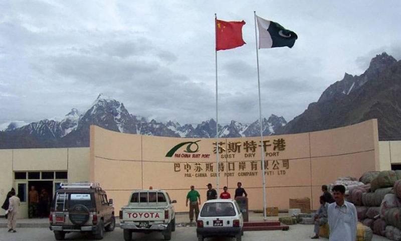 ہنزہ: پاک چین سرحد تجارتی سرگرمیوں کے لیے دوبارہ کھل گئی