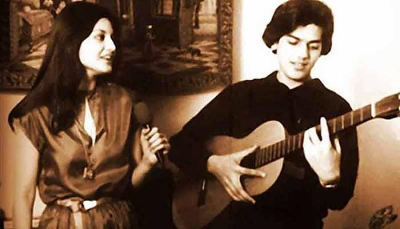 مایہ نازپاپ گلوکارہ نازیہ حسن کاآج54واں یوم پیدائش منایاجارہاہے