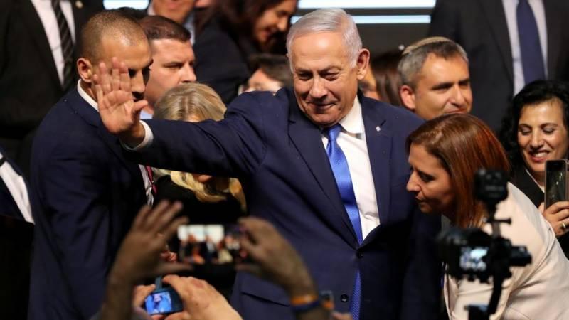 اسرائیل:بنجمن نیتن یاہو پانچویں بار وزیراعظم منتخب