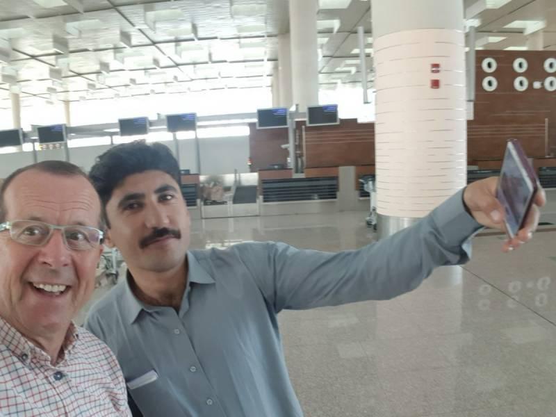 پاکستان ہمیشہ میرے دل میں رہے گا، جرمن سفیر مارٹن کوبلر ،پاکستان کو الوداع کہہ گئے