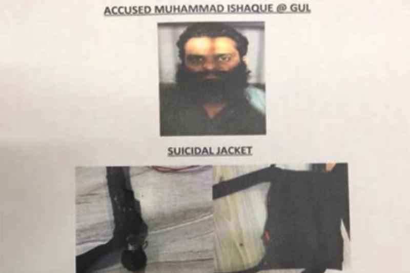 کراچی: دہشتگردی کا بڑا منصوبہ ناکام،کالعدم تنظیم کا دہشتگرد گرفتار