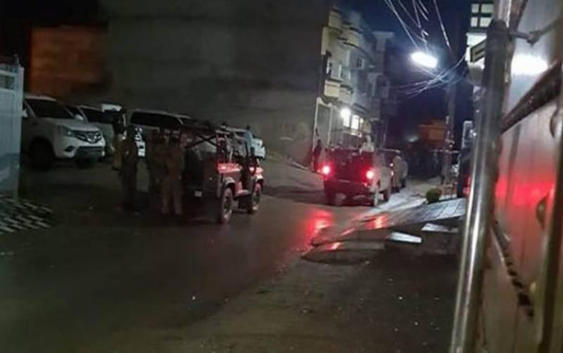 پشاور: حیات آباد میں دہشت گردوں کے خلاف آپریشن 13 گھنٹوں سے جاری