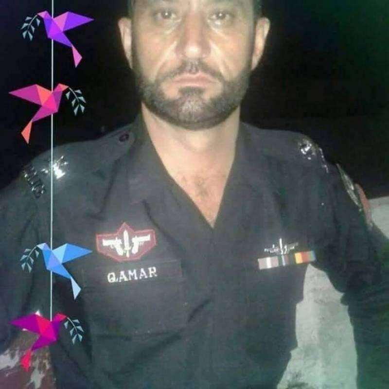 پشاور: دہشتگردوں کے خلاف آپریشن جاری، 1 پولیس اہلکار شہید،3زخمی