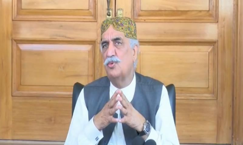 عمران خان نے کوئی لائن ڈرا نہیں کی، اسد عمر کو ملکی اکانومی کا کوئی تجربہ نہیں تھا: خورشید شاہ