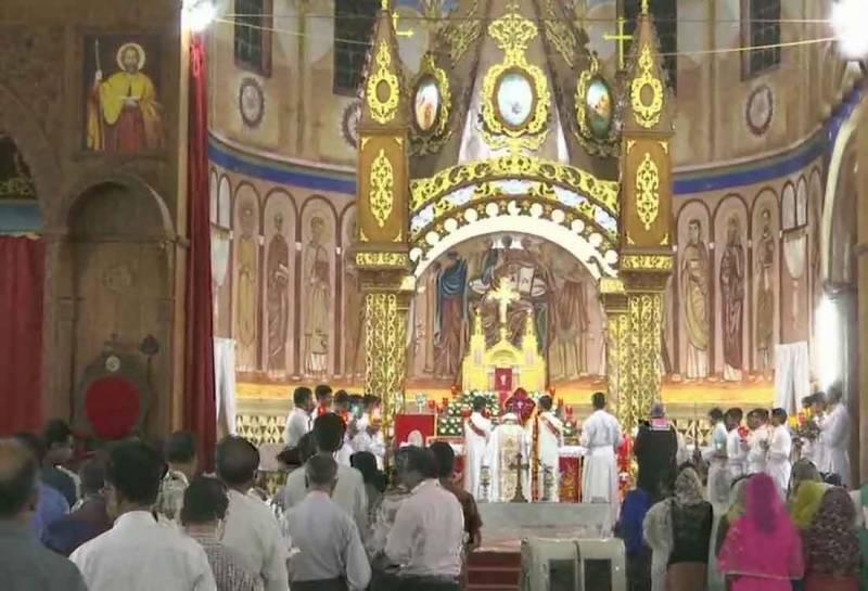 دنیا بھر میں مسیحی برادری آج ایسٹر کا تہوار منا رہی ہے