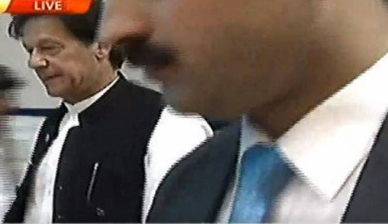وزیراعظم عمران خان نے کوئٹہ میں نیاپاکستان ہاؤسنگ اسکیمکا سنگ بنیاد رکھ دیا