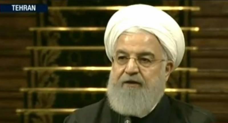 میرا ایران آنے کا مقصد دہشت گردی کا مسئلہ ہے، دونوں ملکوں کے خلاف اپنی سرزمین استعمال نہیں ہونے دیں گے: وزیر اعظم پاکستان