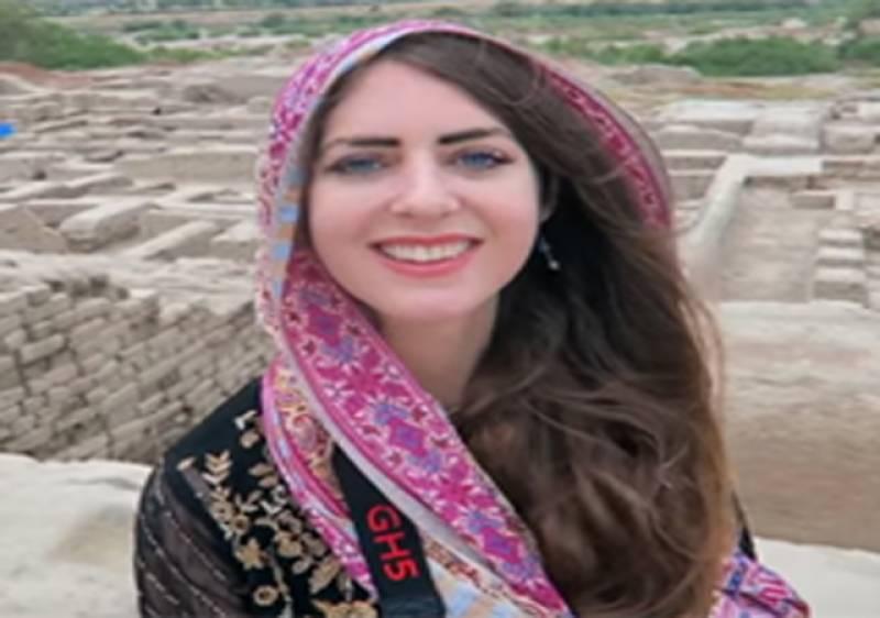 پاکستانی بے حد مہمان نواز اور محبت کرنے والے لوگ ہیں:معروف امریکی ٹریول ولوگر جارڈن ٹیلر
