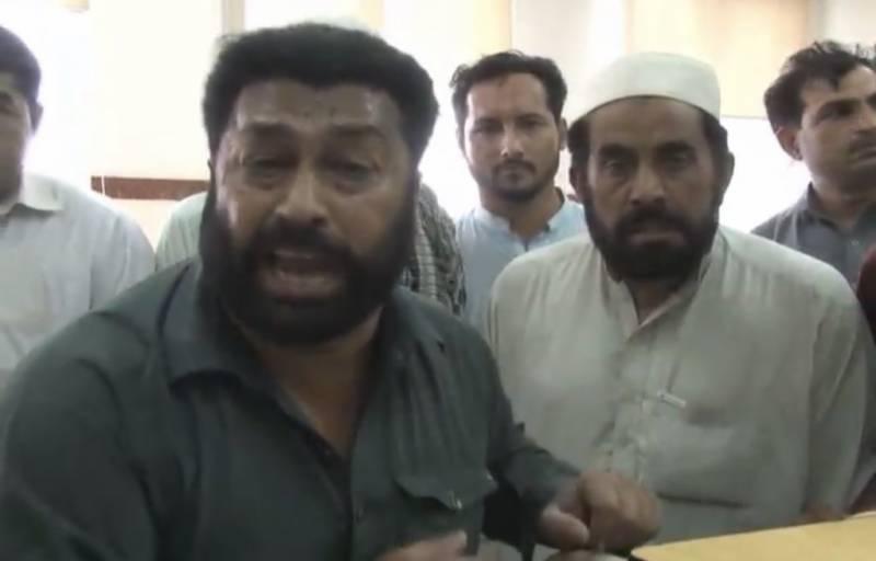 پشاور :پولیو ری ایکشن کا ڈرامہ بے نقاب،انسدادپولیومہم کو بدنام کرنے والا شخص گرفتار