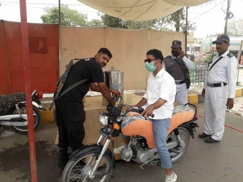 کراچی:ہیٹ ویو کا خطرہ ، فرسٹ رسپانس سینٹر قائم، احتیاطی تدابیر جاری