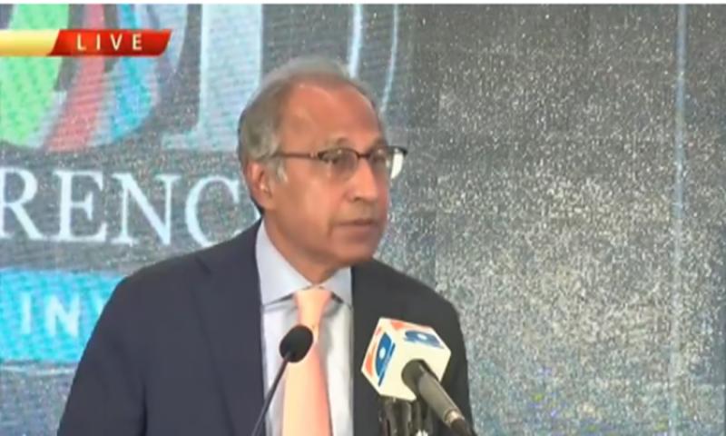 آئی ایم ایف کیساتھ مذاکرات جاری ، ہم کوشش کر رہے کہ اچھا پیکج ملے: حفیظ شیخ