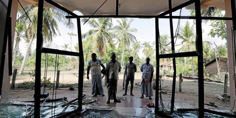 سری لنکا: مسلمانوں کے خلاف تشدد کے دوران کرفیو نافذ