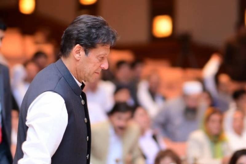 کرپٹ ٹولہ اکھٹا ہو رہا ہے،عوام کبھی ان کا ساتھ نہیں دیں گے :عمران خان