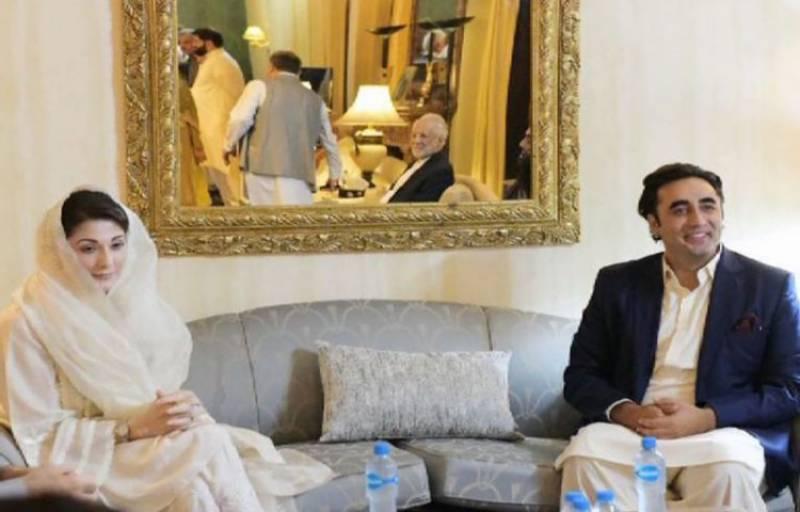 حزب اختلاف عید کے بعد احتجاج پر متفق،مولانا فضل الرحمان کی حکومت مخالف احتجاجی تحریک کی تجویز