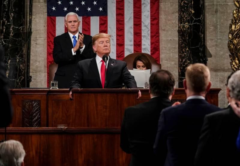 امریکی صدر ڈونلڈ ٹرمپ کی ایران کو صفحہ ہستی سے مٹانے کی دھمکی