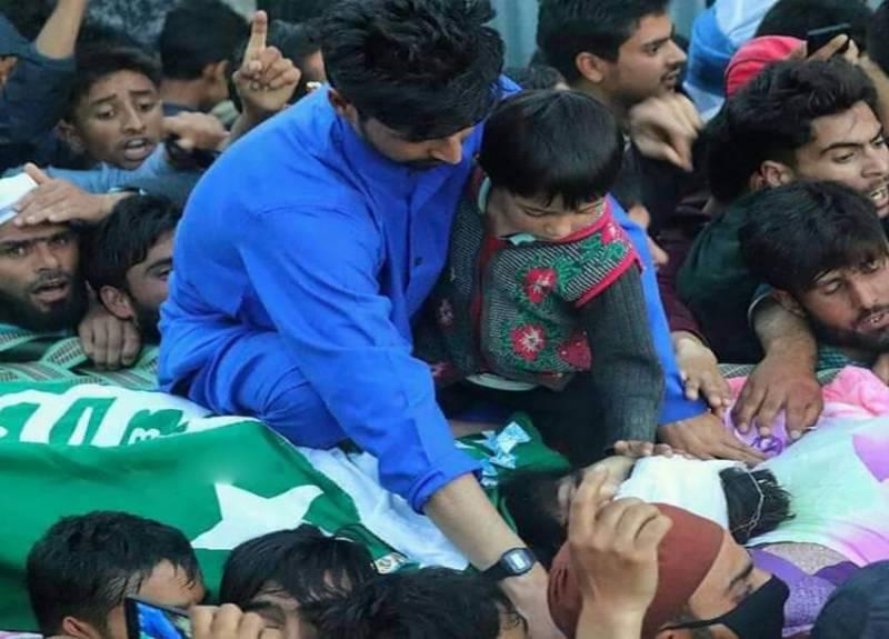 مقبوضہ کشمیر: بھارتی فوج کی ریاستی دہشت گردی جاری، 2کشمیری نوجوانوں شہید