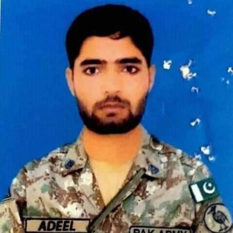 شمالی وزیرستان چیک پوسٹ حملہ، زخمی جوان گل خان شہید: آئی ایس پی آر