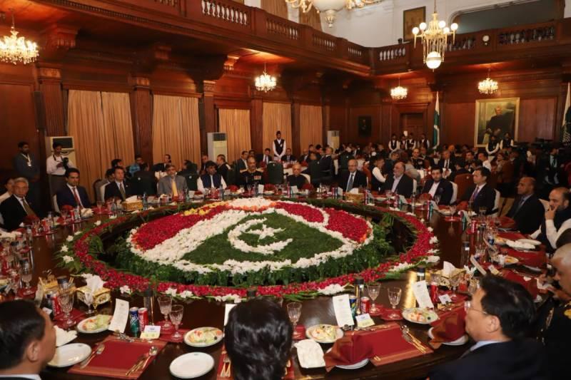 پاک چین تعلقات کسی صورت متاثر نہیں ہوں گے: گورنر پنجاب