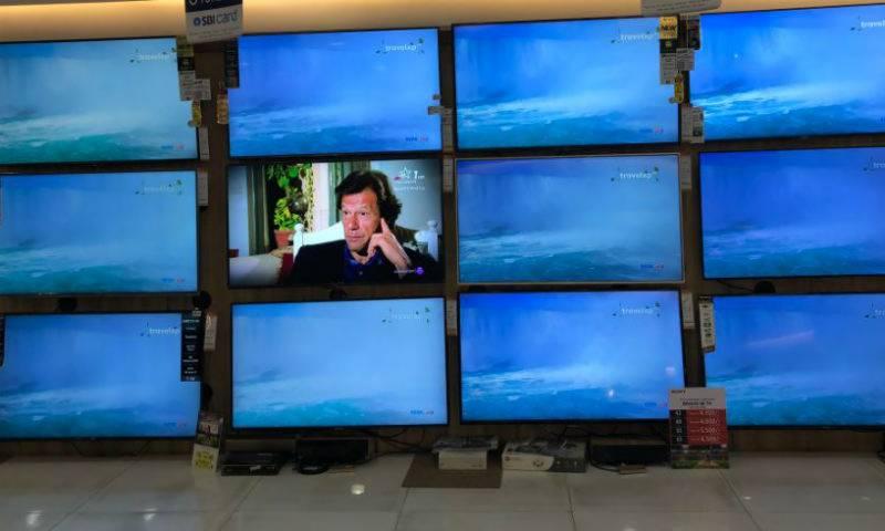 'بھارتی سیاستدان عمران خان سے خوف زدہ '