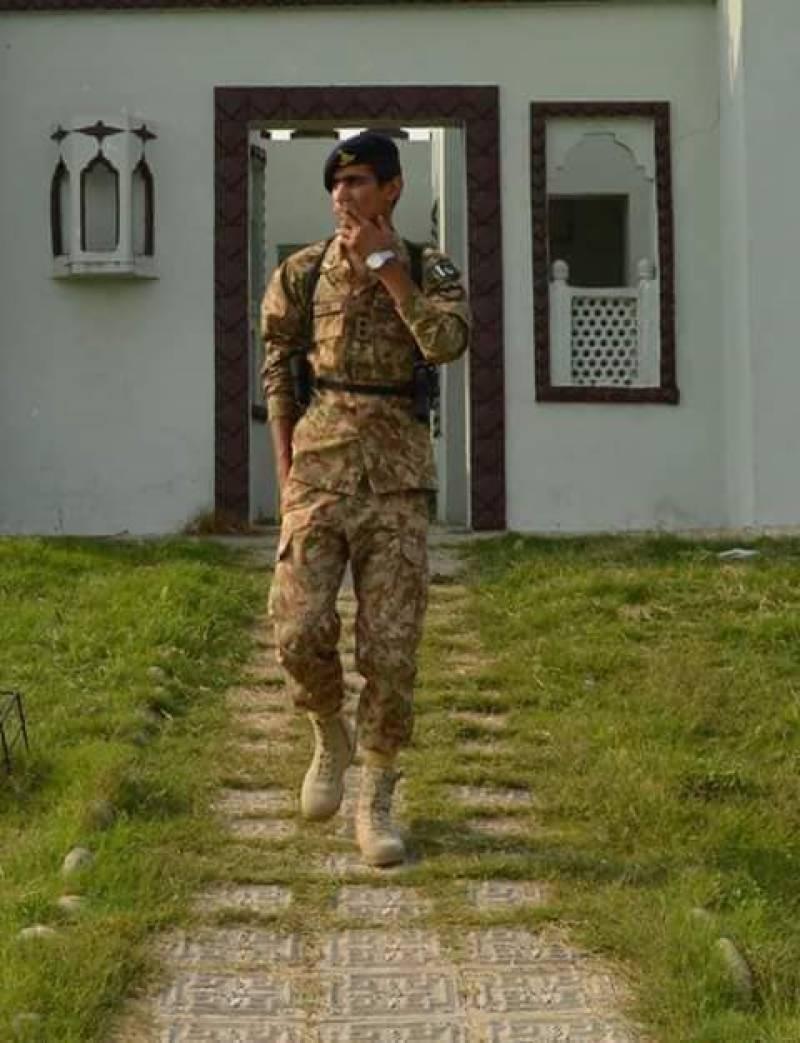 کیپٹن عاقب اور نادر حسین شہید کی نماز جنازہ ادا، فوجی اعزاز کے ساتھ سپرد خاک