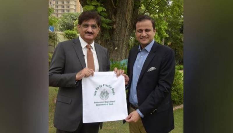 سندھ حکومت نے بھی پلاسٹک کی تھیلیوں پر پابندی کا اعلان کردیا