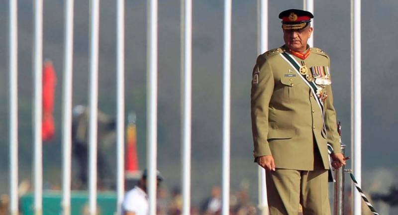 آرمی چیف جنرل قمر جاوید باجوہ کی مدت ملازمت میں3 سال کی توسیع