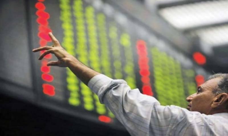 اسٹاک مارکیٹ میں مثبت رجحان، 100 انڈیکس میں 160 پوائنٹس کا اضافہ