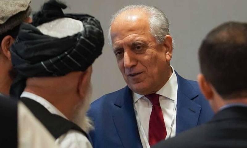 افغانستان امن معاہدےکے بہت نزدیک پہنچ گئے ہیں؟ زلمے خلیل زاد کی کابل روانگی