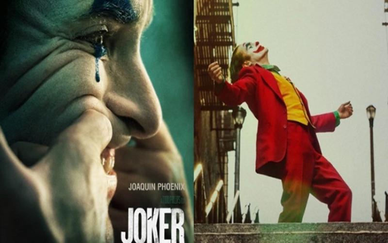 ہالی ووڈ فلم ' جوکر' نے باکس آفس پر کامیابی کے جھنڈے گاڑ دیے