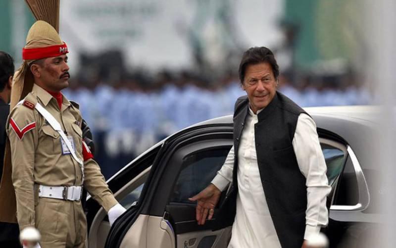 اردنی تھنک ٹینک نے عمران خان کو ''مین آف دی ایئر'' قرار دیدیا