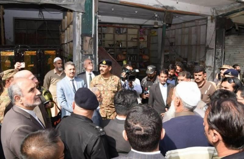 پاکستان میں تعینات غیر ملکی سفرا کا ایل او سی کا دورہ،بھارت کی عدم شرکت