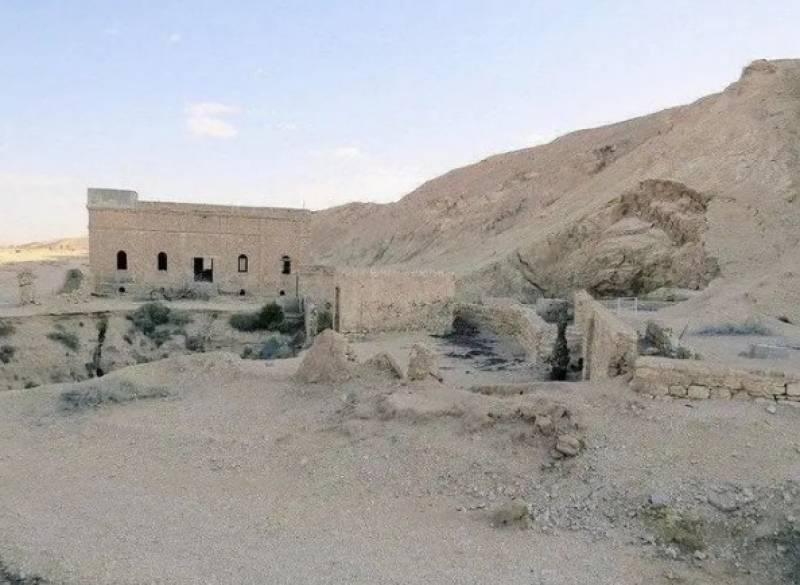 سعودی عرب کے وسط میں میٹھے پانی کا قدیم ترین چشمہ دریافت